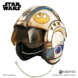 Star Wars Episode VII Replica 1/1 Rey Salvaged X-Wing Helmet Accessory Ver. ANOVOS - 1