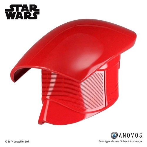 Star Wars Episode VIII Replica 1/1 Elite Praetorian Guard Helmet ANOVOS - 1