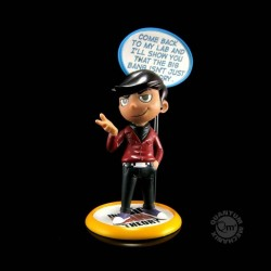 QMX The Big Bang Theory Q-Pop Figure Howard Wolowitz 9 cm Quantum Mechanix - 1