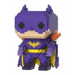 Funko POP! 21 8-Bit Classic Batgirl [1966 TV] Exclusive 9 cm FUNKO - 1