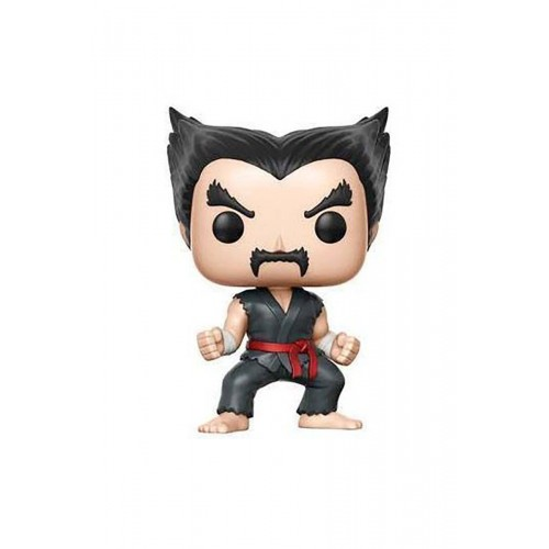 Funko POP! 200  Games Tekken Heihachi 9 cm Exclusive FUNKO - 1