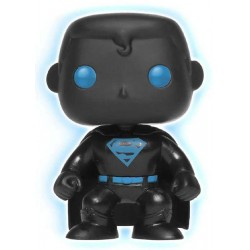 Funko POP! 07 Heroes DC Comic Superman GITD Silhouette 9cm Exclusive FUNKO - 1