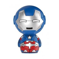 Funko DORBZ! 344 Marvel Comics Iron Patriot 8 cm Exclusive FUNKO - 1
