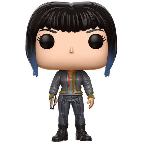 Funko POP! 393 Movies Ghost in the Shell Major (Black Jacket) 9 cm Exclusive FUNKO - 1