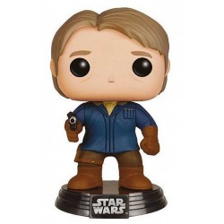 Funko POP! 86 Star Wars Han Solo [Snow Gear]  9cm Exclusive FUNKO - 1
