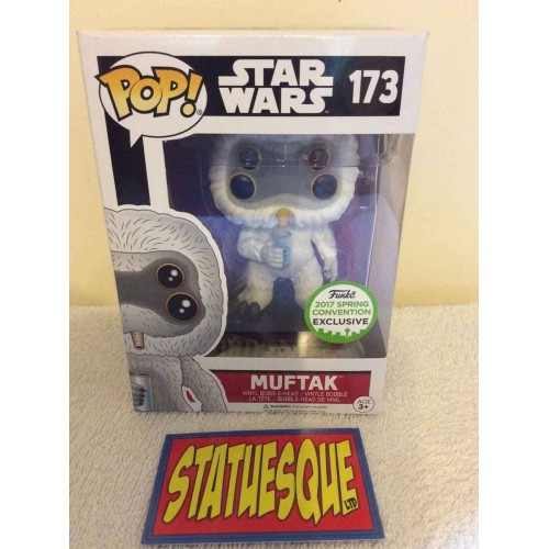 Funko POP! 173 Star Wars  Muftak 9 cm Exclusive FUNKO - 2