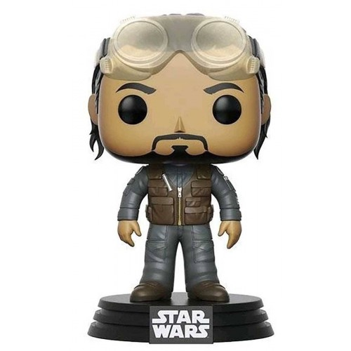 Funko POP! 183 Star Wars Rogue One Bodhi 9cm Exclusive FUNKO - 1