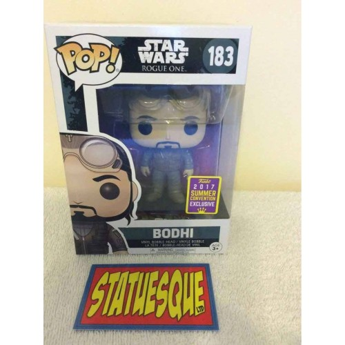 Funko POP! 183 Star Wars Rogue One Bodhi 9cm Exclusive FUNKO - 2