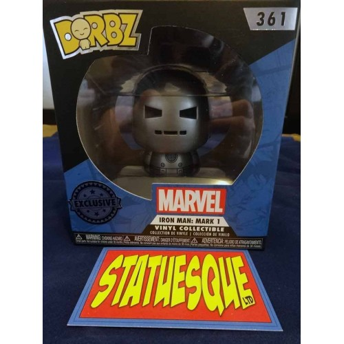 Funko DORBZ! 361 Marvel Comics Iron Man Mark 1 8 cm Speciality FUNKO - 2