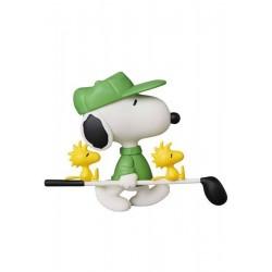 Medicom Peanuts UDF Series 8 Mini Figure Golfer Snoopy 7 cm Medicom Toys - 1