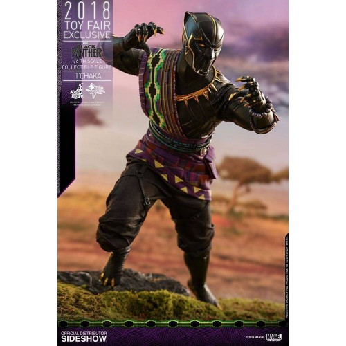 Hot Toys Black Panther Action Figure 1/6 T'Chaka 2018 Toy Fair Exclusive 31 cm HOT TOYS - 4