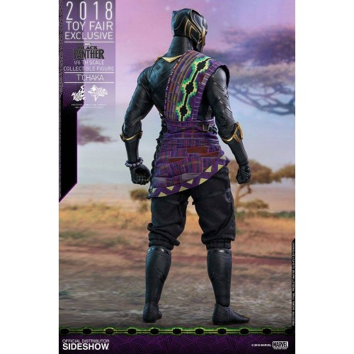 Hot Toys Black Panther Action Figure 1/6 T'Chaka 2018 Toy Fair Exclusive 31 cm HOT TOYS - 5