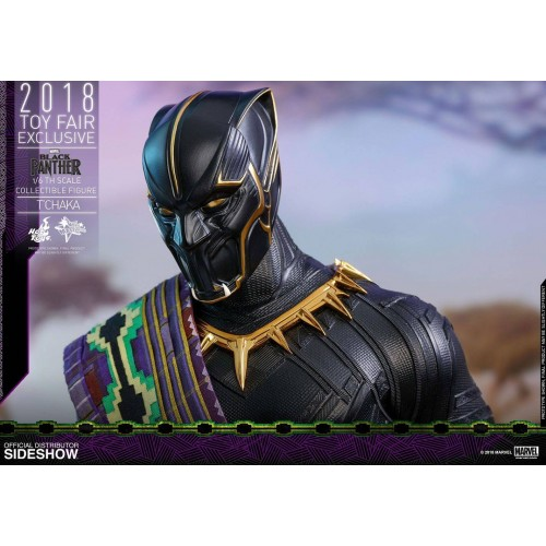 Hot Toys Black Panther Action Figure 1/6 T'Chaka 2018 Toy Fair Exclusive 31 cm HOT TOYS - 9
