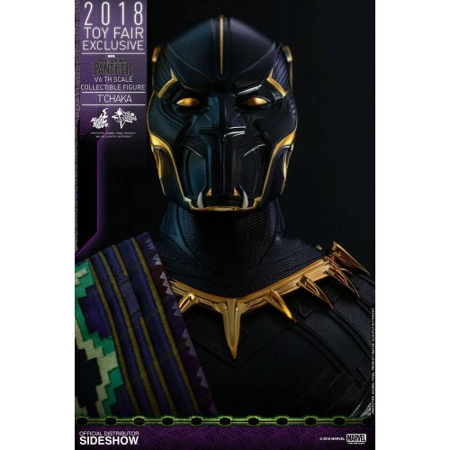 Hot Toys Black Panther Action Figure 1/6 T'Chaka 2018 Toy Fair Exclusive 31 cm HOT TOYS - 10