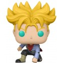 Funko POP! 318 Dragon Ball Trunks Super Saiyan Future  9cm Exclusive FUNKO - 1