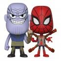 Funko VYNL! 2PK Thanos & Iron Spider-Man 9cm FUNKO - 1