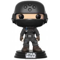 Funko POP! 178 Star Wars Jyn Erso Imperial Disguise (w/ Helmet) Exclusive FUNKO - 1