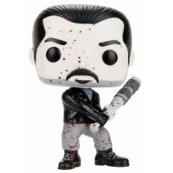 Funko POP! 390 Walking Dead Negan Black & White 9cm Exclusive FUNKO - 1