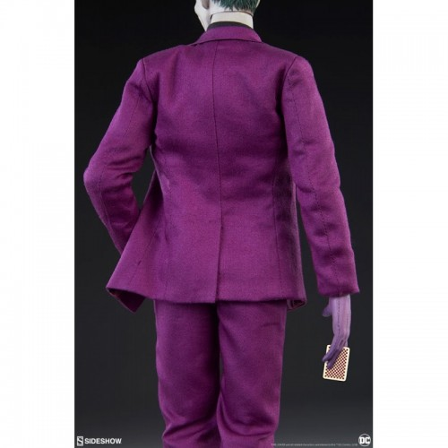 DC Comics Action Figure 1/6 The Joker Sideshow Collectibles - 4