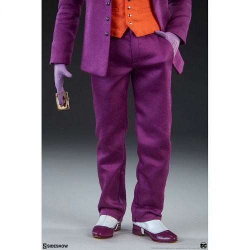 DC Comics Action Figure 1/6 The Joker Sideshow Collectibles - 5