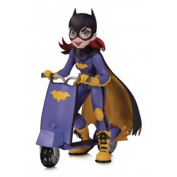 DC Artists Alley PVC Figure Batgirl by Chrissie Zullo 17 cm DC Collectibles - 1