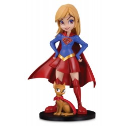 DC Artists Alley PVC Figure Supergirl by Chrissie Zullo 17 cm by DC Collectibles DC COLLECTIBLES - 1