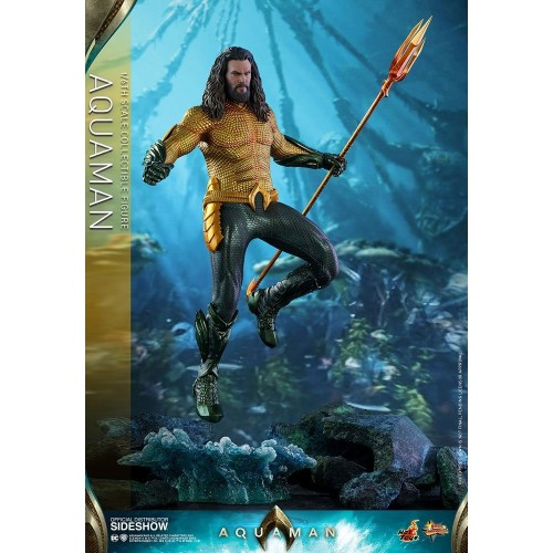 Aquaman Movie Action Figure 1/6 Aquaman 33 cm Hot Toys - 3