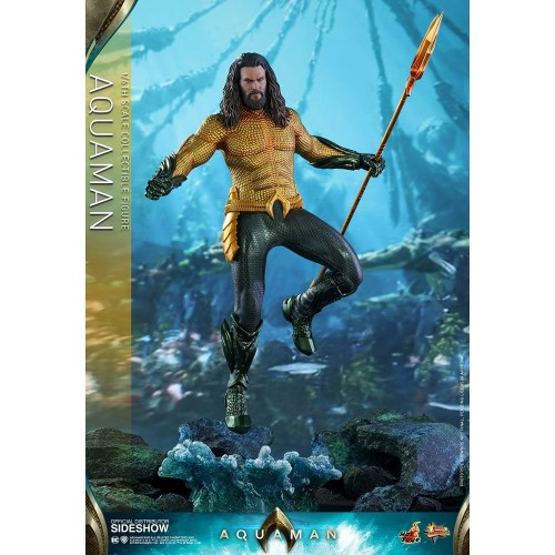 Aquaman Movie Action Figure 1/6 Aquaman 33 cm Hot Toys - 2