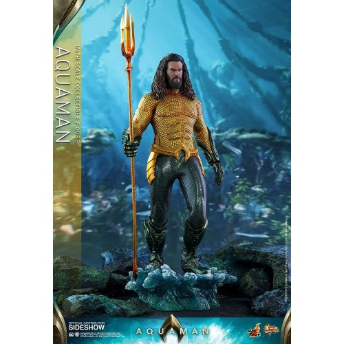 Aquaman Movie Action Figure 1/6 Aquaman 33 cm Hot Toys - 5