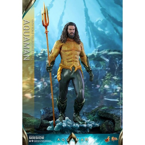 Aquaman Movie Action Figure 1/6 Aquaman 33 cm Hot Toys - 6