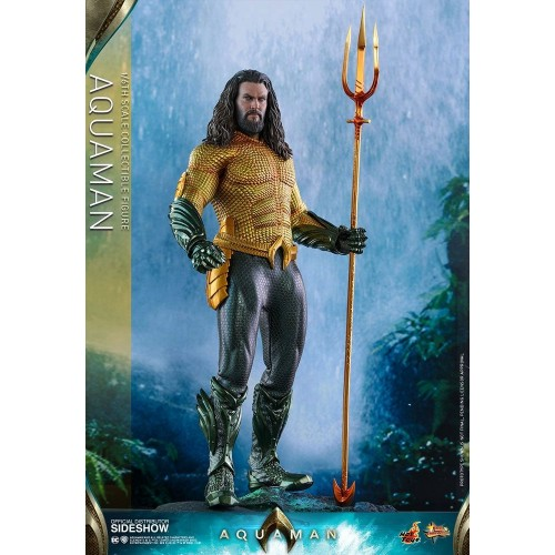 Aquaman Movie Action Figure 1/6 Aquaman 33 cm Hot Toys - 8
