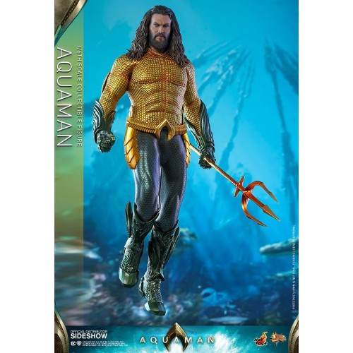 Aquaman Movie Action Figure 1/6 Aquaman 33 cm Hot Toys - 9