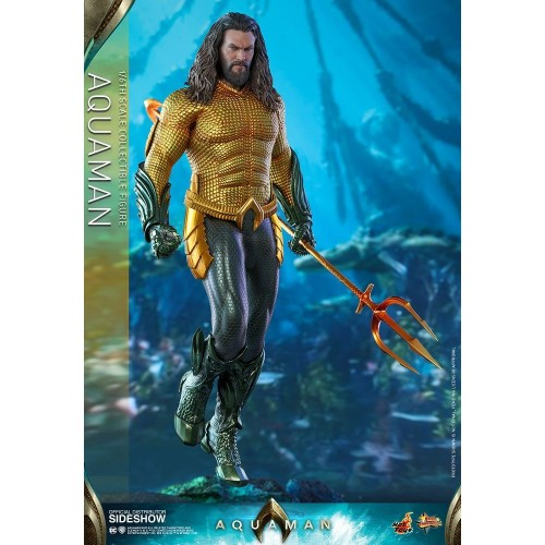 Aquaman Movie Action Figure 1/6 Aquaman 33 cm Hot Toys - 10