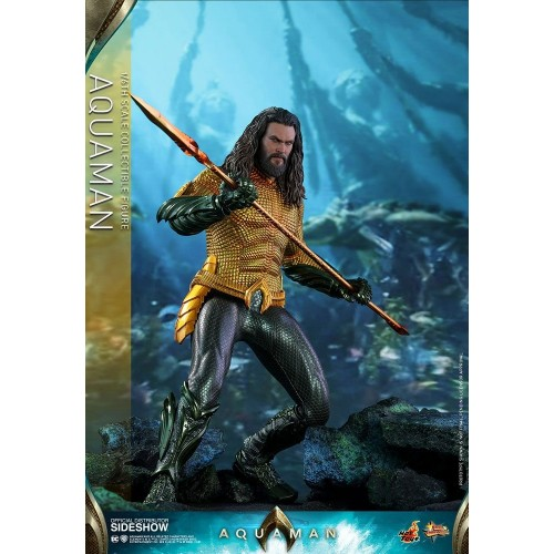 Aquaman Movie Action Figure 1/6 Aquaman 33 cm Hot Toys - 11