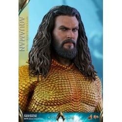 Aquaman Movie Action Figure 1/6 Aquaman 33 cm by Hot Toys HOT TOYS - 1
