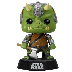 Star Wars POP! Gamorrean Guard 9 cm by Funko FUNKO - 1