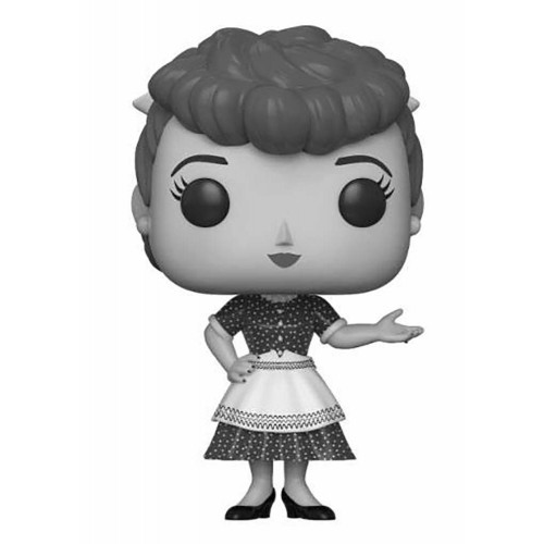I Love Lucy POP! TV Lucy B&W Target Exclusive 9 cm by Funko FUNKO - 1