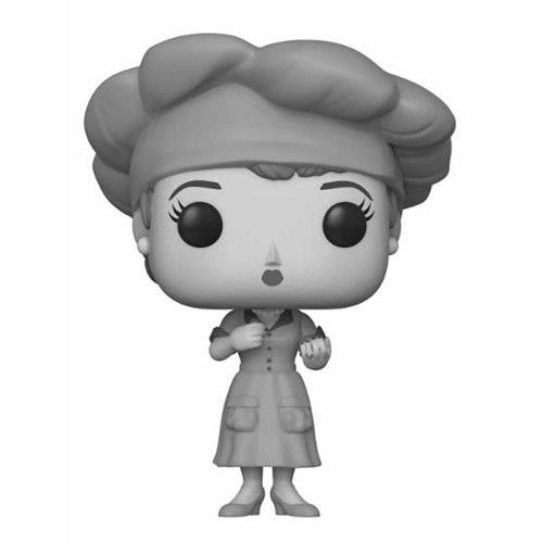 POP! TV I Love Lucy Factory B&W Barnes & Noble Exclusive 9 cm by Funko FUNKO - 1
