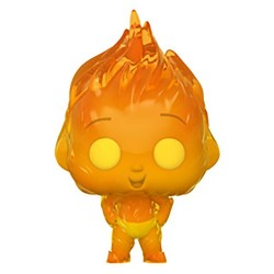Disney POP! Incredibles Fire Jack-Jack Exclusive 9 cm by Funko FUNKO - 1