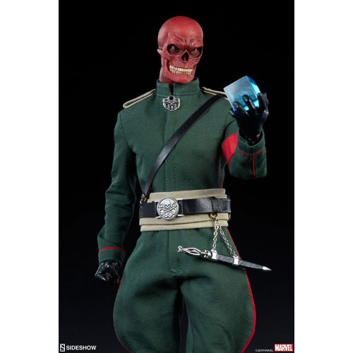 Marvel Action Figure 1/6 Red Skull 30 cm Sideshow Collectibles - 6