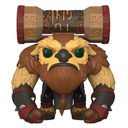 Games POP! DOTA 2 Earthshaker (with totem) Exclusive 9 cm FUNKO - 1