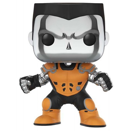 Marvel POP! 411 Colossus (Chrome X-Force) Exclusive 9 cm FUNKO - 1
