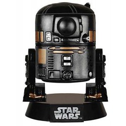 Star Wars 41 POP! Vinyl Bobble-Head R2-Q5 Convention Special 10 cm FUNKO - 1
