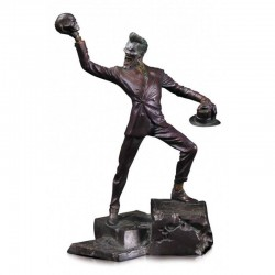 DC Collectibles Joker Patina Statue DC COLLECTIBLES - 1
