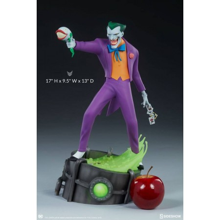Batman The Animated Series Statue The Joker 43 cm Sideshow Collectibles - 1