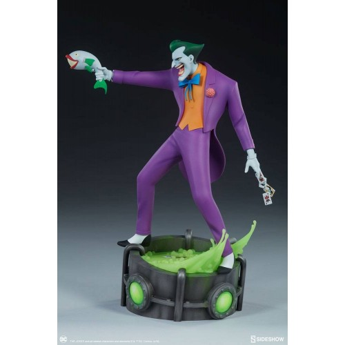 Batman The Animated Series Statue The Joker 43 cm Sideshow Collectibles - 2