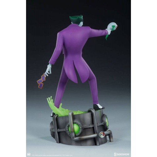 Batman The Animated Series Statue The Joker 43 cm Sideshow Collectibles - 3