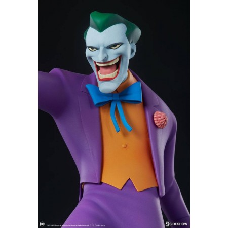 Batman The Animated Series Statue The Joker 43 cm Sideshow Collectibles - 5