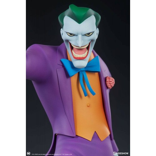 Batman The Animated Series Statue The Joker 43 cm Sideshow Collectibles - 8