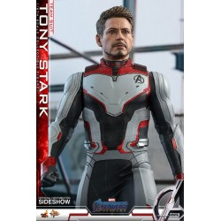 Avengers: Endgame Action Figure 1/6 Tony Stark (Team Suit) 30 cm Hot Toys - 3